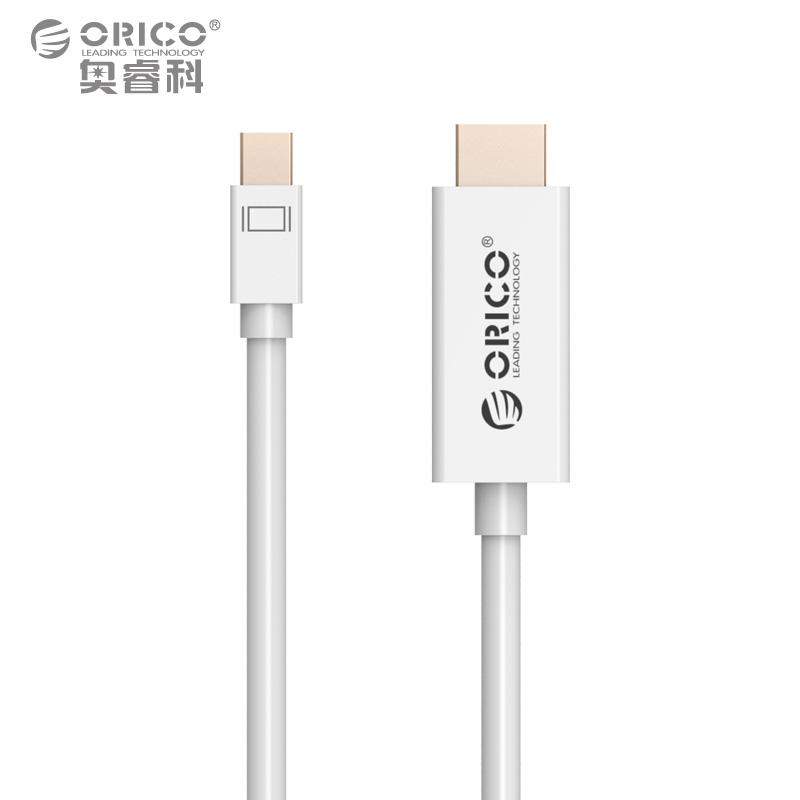 ORICO MPH mini DP to HDMI adapter to Thunderbolt cable DisplayPort Display Port for Apple MacBook Air Pro iMac Mac orico mph mini dp to hdmi adapter to thunderbolt cable displayport display port for apple macbook air pro imac mac