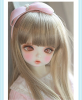 bjd 1/4 doll sd doll baby joint doll baby birthday gift