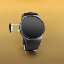 Smartwatch kw18 muñeca bluetooth tarjeta sim llamada compañero de smart watch podómetro reloj deportivo
