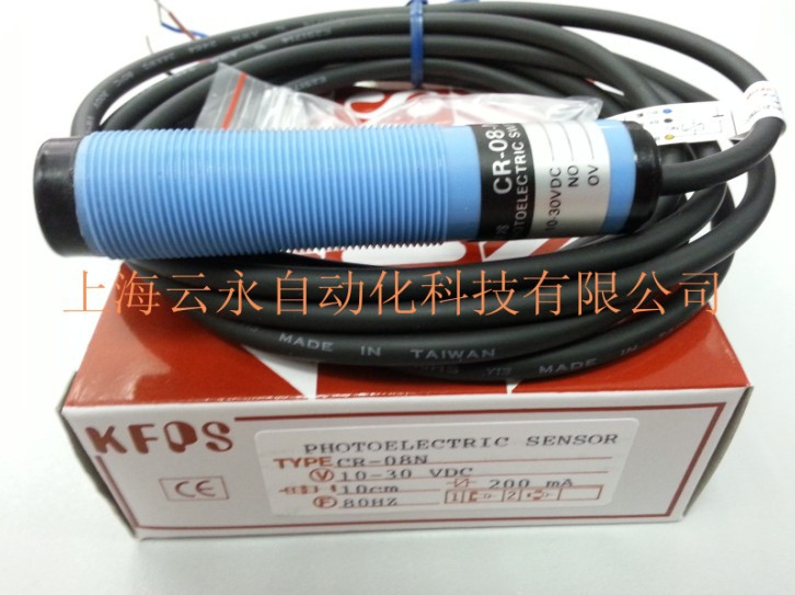все цены на new original CR-08N  Taiwan  kai fang KFPS photoelectric sensor онлайн