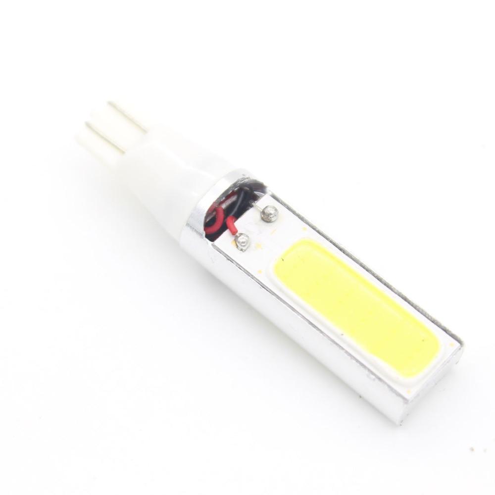Dongzhen 1PCS T15 COB 20W LED-es autó külső izzó automatikus - Autó világítás
