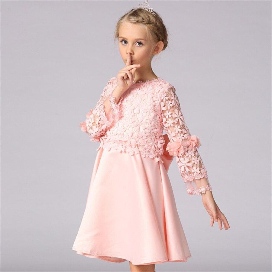 Kinder kleidung mädchen kleid sommer parteikittel für kinder ...