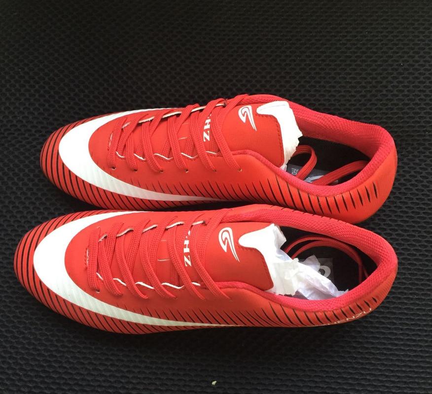 081d1fb653b zhenzu Football Boots Cleats soccer Shoes mens football cleats boot  Chuteiras botas de futbol voetbalschoenen women Adult   Kids-in Soccer Shoes  from Sports ...