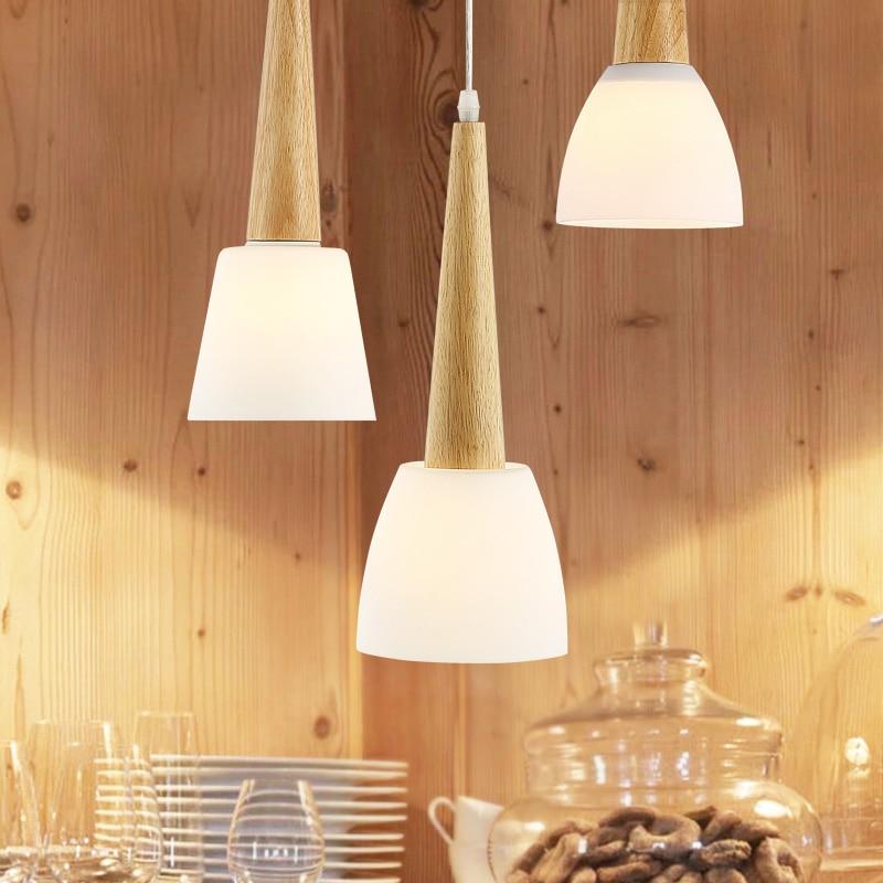 Modern vintage loft pendant light pulley nordic retro for Lampe geweih modern