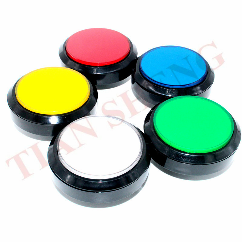 1pc 51mm x 17mm handle arcade replacement top ball joystick handle 5 colors E/&F