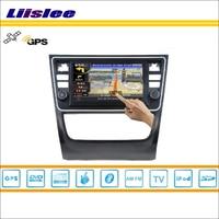 Liislee Car Android Multimedia For VolksWagen Gol 2013~2014 Radio CD DVD Player GPS Navi Navigation Audio Video Stereo System
