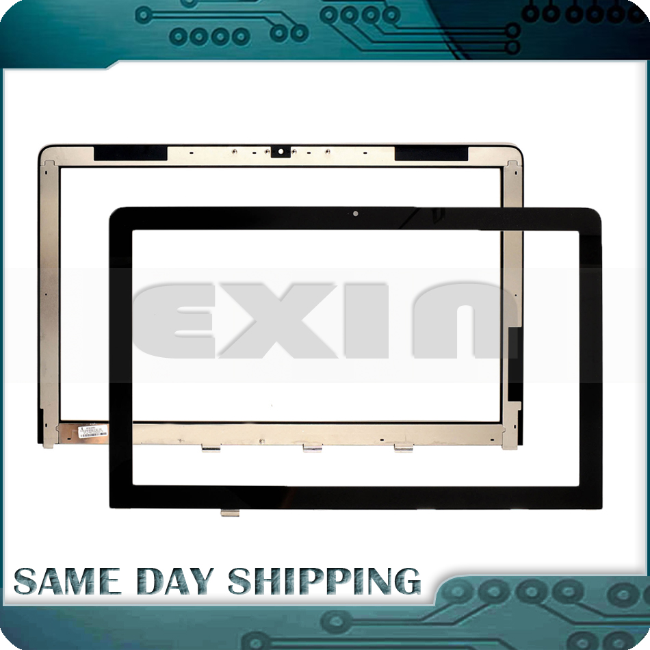 New A1311 LCD Glass for Apple iMac 21.5'' 21 A1311 LCD Screen Display Front Glass Lens Cover Panel 2009 2010 2011 Years 100% new original for imac a1311 inverter board model v267 701 2009 2010