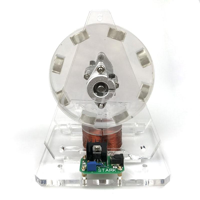 ChiFun K Workshop Bedini motor brushless motor model ...