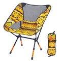 Licht Mond Stuhl Tragbare Garten 7075 Stuhl Angeln Sitz Camping Einstellbare oder Feste Höhe Klapp Möbel Indische Sessel