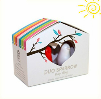 SUPIN Cute Double Bird Nest House 1