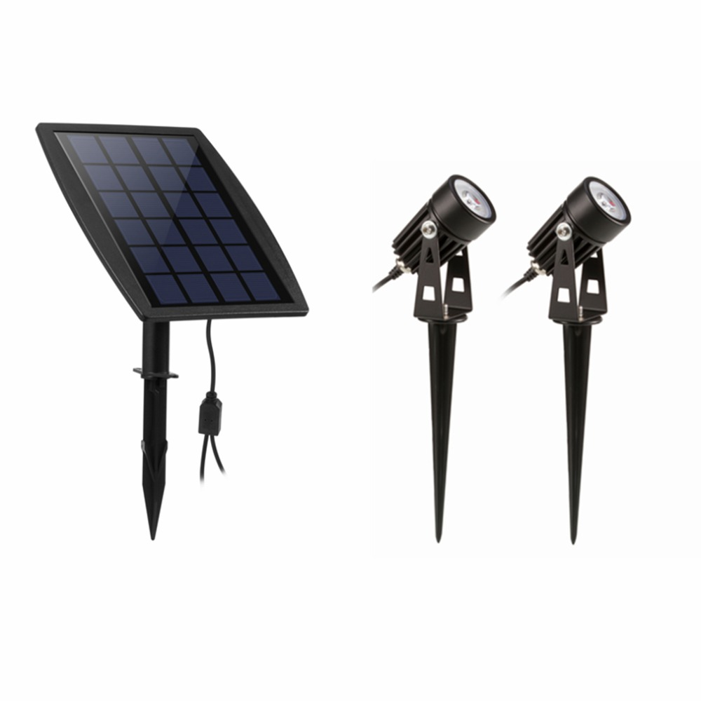 Waterproof IP65 Outdoor Garden LED Solar Light Super Brightness Garden Lawn Lamp Landscape Spot Lights outdoor light solar energy lamp outdoor led home landscape lights lawn lamp light indoor waterproof super bright solar light