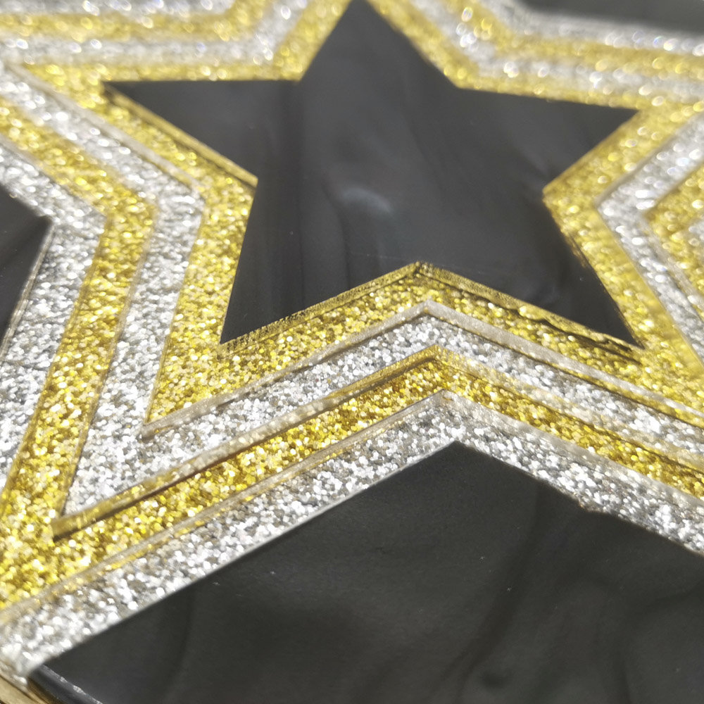 Star Acrylic Bag (6)