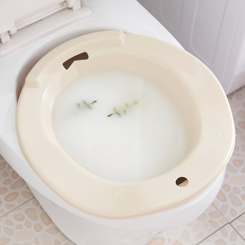 DINIWELL Bath Bidet Gynecological Maternal Free Squat Wash Ass Basin Home Use Toilet Bidet Pregnant Women Special Wash Basin Plastic & Portable Basins     - title=