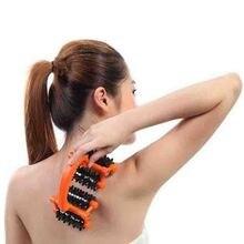 Ручной мини-массажер для похудения тела мини роликовый массажер сделать ваше тело жира управления целлюлит здравоохранения красоты похудеть массаж