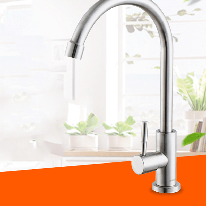 1pc 1/4'' Kitchen Chrome Reverse Osmosis RO Drinking Water Filter Sink Faucet Tap New цена