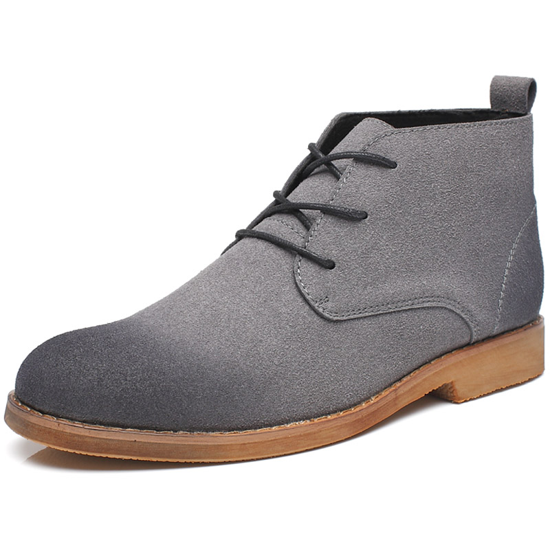 Aliexpress.com : Buy Mens Chukka Boots Suede Designer Boot Men ...