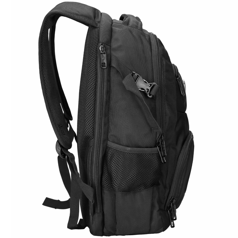 62ff655ba7 VICTORIATOURIST fashion camera backpack men men 15 inch laptop backpack   ballistic  nylon backpack rain cover V6022 black-in Backpacks from Luggage   Bags ...