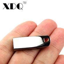 Argent d'or En Acier Inoxydable USB Flash Drive 8 GB 16 gb 32 gb 64 gb 128 gb Pen Drive Mémoire Flash Carte Mémoire Disque USB bâton