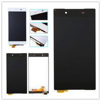 JIEYER 5 Black White For Sony Xperia Z5 E6603 E6633 E6653 E6683 LCD Display Digitizer Touch