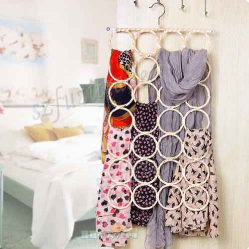 Nouveau Mode Cravates Ceinture Support D'affichage Chaud Écharpe - Organisation et stockage dans la maison - Photo 2
