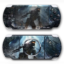 Free drop shipping 2018 protetive  skin cover for  Sony PSP 3000 skin sticker #TN-PP3000-5105
