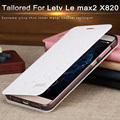 Leeco original letv max 2 case tampa articulada de metal le x820 max 2 mofi telefone casos voltar silicone suave faixa de embalagens de varejo código
