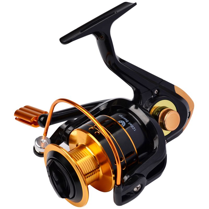 Left discount Right Reel 8