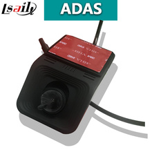 Professional USB ADAS Device with Lane departure Warning Front vehicle distance collision warning