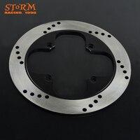 220MM Motorcycle Rear Brake Discs Rotor For NSR250 MC28 RVF400 NC35 VFR400 NC30