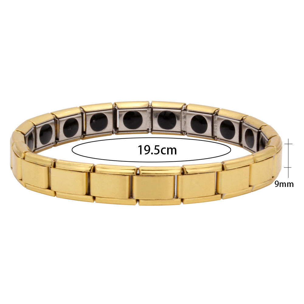 Health Care Jewelry For Men Women Germanium Bracelets & Bangle 1