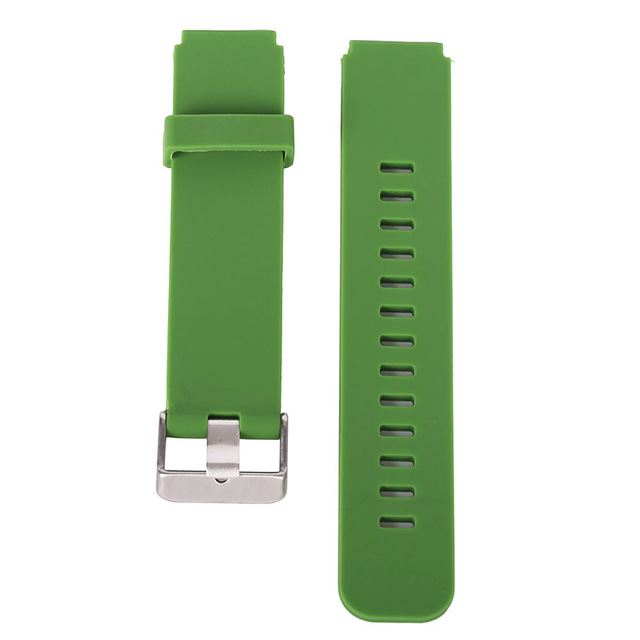 18MM Men's Watch Sport Durable Silicone Strap for Samsung Classic Watchbands Sma