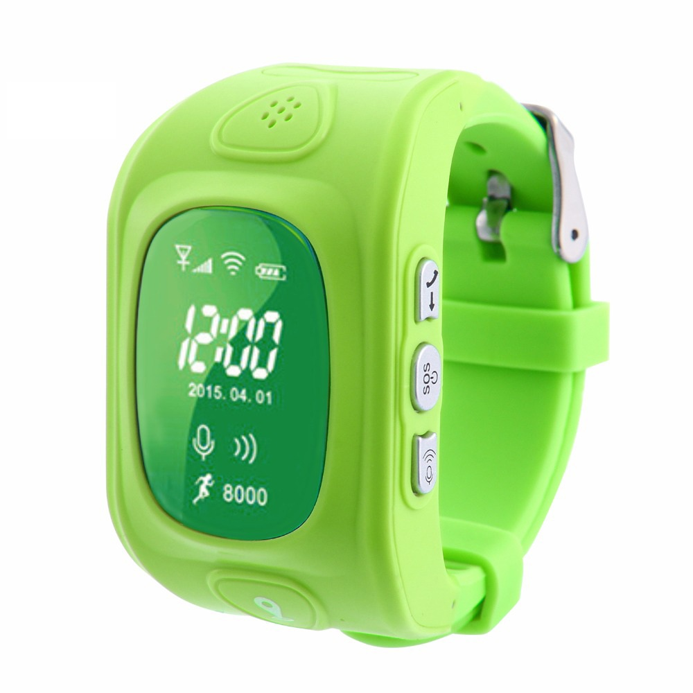 Y3 OLED Smart Kids GPS Watch with GPS/GSM/Wifi Triple Positioning GPRS Real-time Monitoring two way Call SOS for child/Children