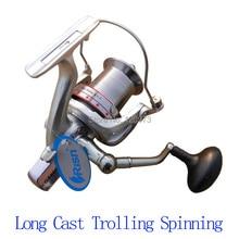 RISN GT6000 GT8000-14BB Surf Casting Reel Long Shot Wheel Sea Fishing Reels Cast Reel