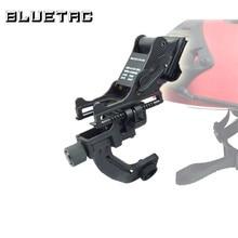 NVG Night Vision ยุทธวิธีหมวกนิรภัย J แขนอะแดปเตอร์ชุดหูฟัง PVS 14 สำหรับ FAST M88 MICH หมวกนิรภัย