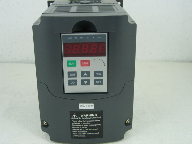 2.2KW Variable Frequency Drive VFD Inverter 3HP