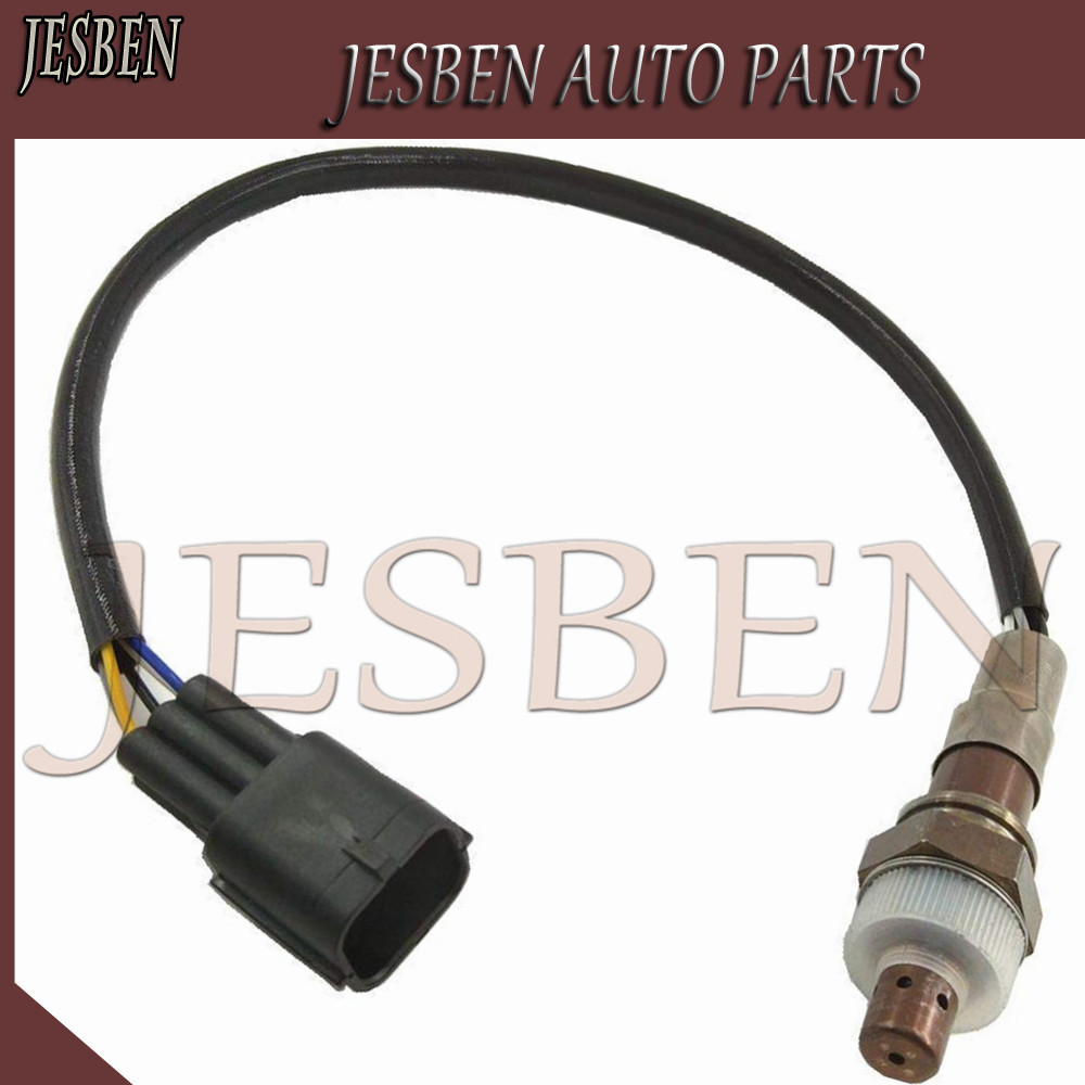 JESBEN LFL7-18-8G1B LFN7-18-8G1 AIR FUEL RATIO O2 OXYGEN SENSOR Fit FOR MAZDA 3 2.0L 2.3L 2006-2009 MAZDA 5 2.0L 2.3L 2008-2010