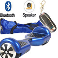 Ee.uu. stock 6.5 pulgadas dos Ruedas Smart equilibrio Scooters eléctricas deriva oxboard transportador personal eléctrico hoverboard