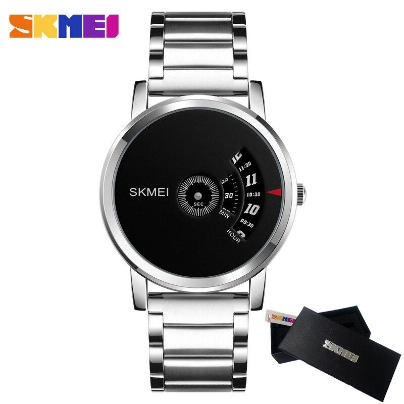 SKMEI Men Quartz Watch 2018 Men's Watches Top Brand Luxury Fashion Sport Watches For Men Male Clock Wristwatch Relogio Masculino