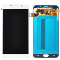 5pcslot 5.7'' AMOLED ORIGINAL LCD for SAMSUNG Galaxy Note 5 Display LCD Touch Screen for SAMSUNG Note 5 Note5 N920A N9200