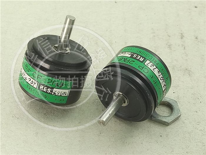 [VK] Used Japan MIOORI CP-2FKB 5K conductive plastic potentiometer switch[VK] Used Japan MIOORI CP-2FKB 5K conductive plastic potentiometer switch