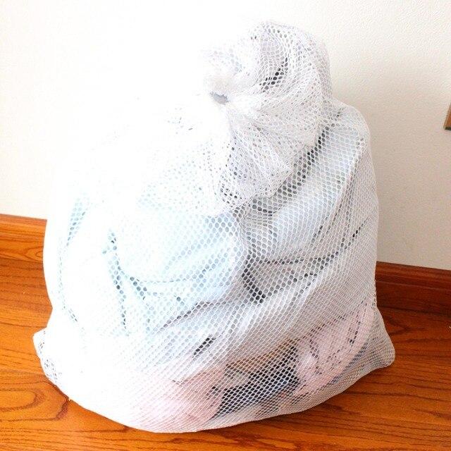 3 tamanho Dobrável Sacos para Roupa De Malha Underwear Bra Proteção De Armazenamento Cestas de Roupa Suja Net Lingerie Brinquedo Máquina de Lavar Roupa Saco