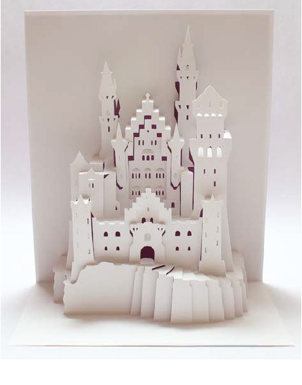 Sgbz06 cool artwork gifttoys diy paper carving drawings castle 3d sgbz06 cool artwork gifttoys diy paper carving drawings castle 3d greeting card drawings diy manual construction drawing cards in model building kits from m4hsunfo