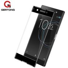 Ultra   Thin 9 H Toughened Glass สำหรับ Sony Xperia XA1 XA2 Ultra XA XP XZS XZ X P XZ2 XZ1 Compact XZ Premium ฟิล์มด้านหน้า