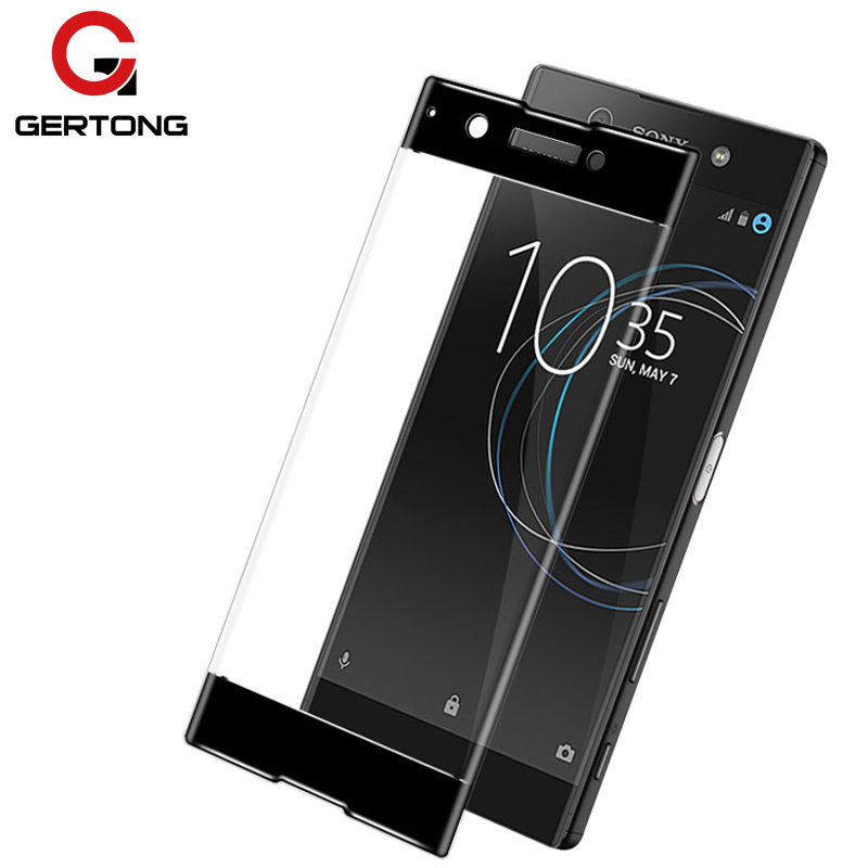 Ultra-Thin 9H Toughened Glass For Sony Xperia XA1 XA2 Ultra XA X XP XZS XZ X A P XZ2 XZ1 Compact XZ Premium Front Film(China)