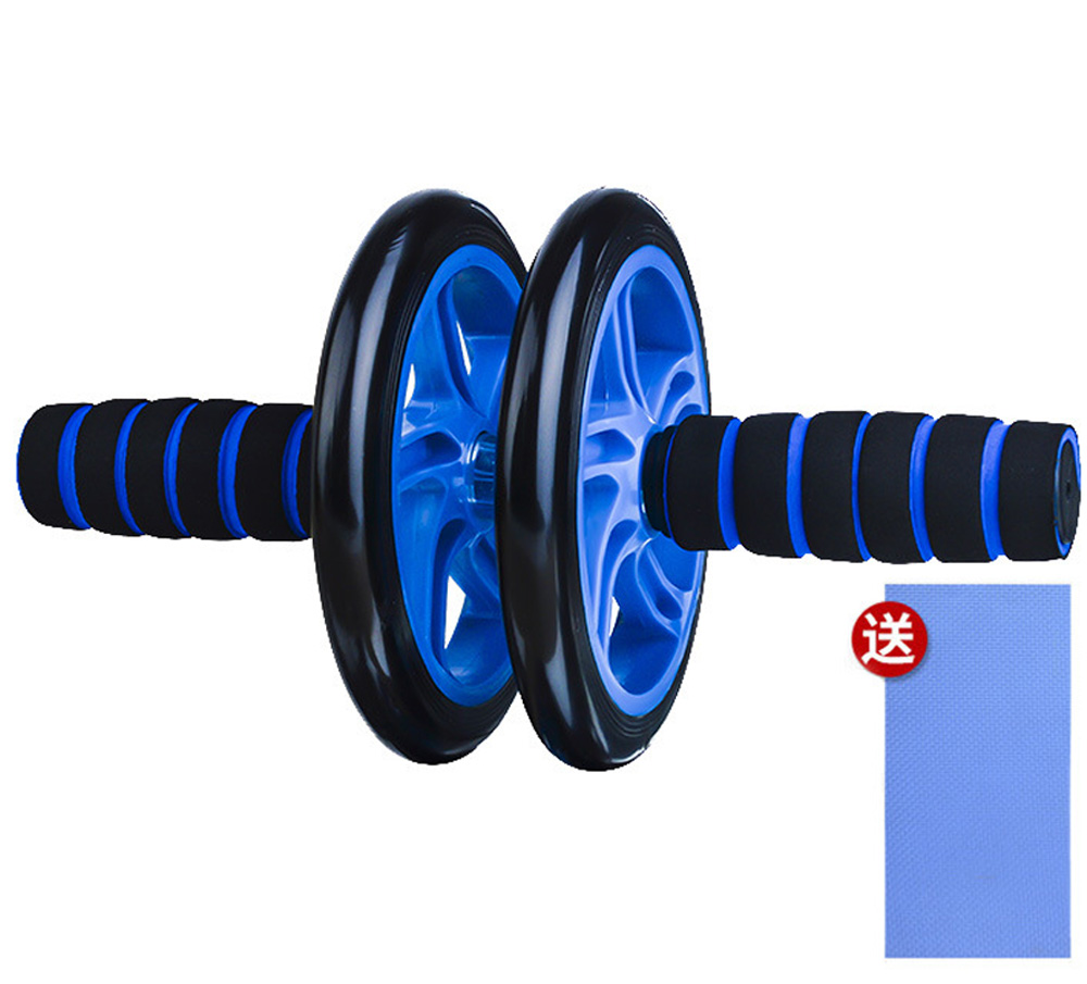 High-quality fitness equipment abdominal wheel fitness no noise Ab Rollers exercise fitness equipment