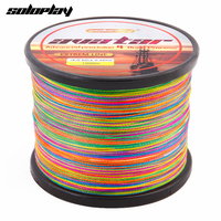 SOLOPLAY 1000M Series Quality Japan Wire PE Braided Fishing Line Braided Line 8 10 15 20