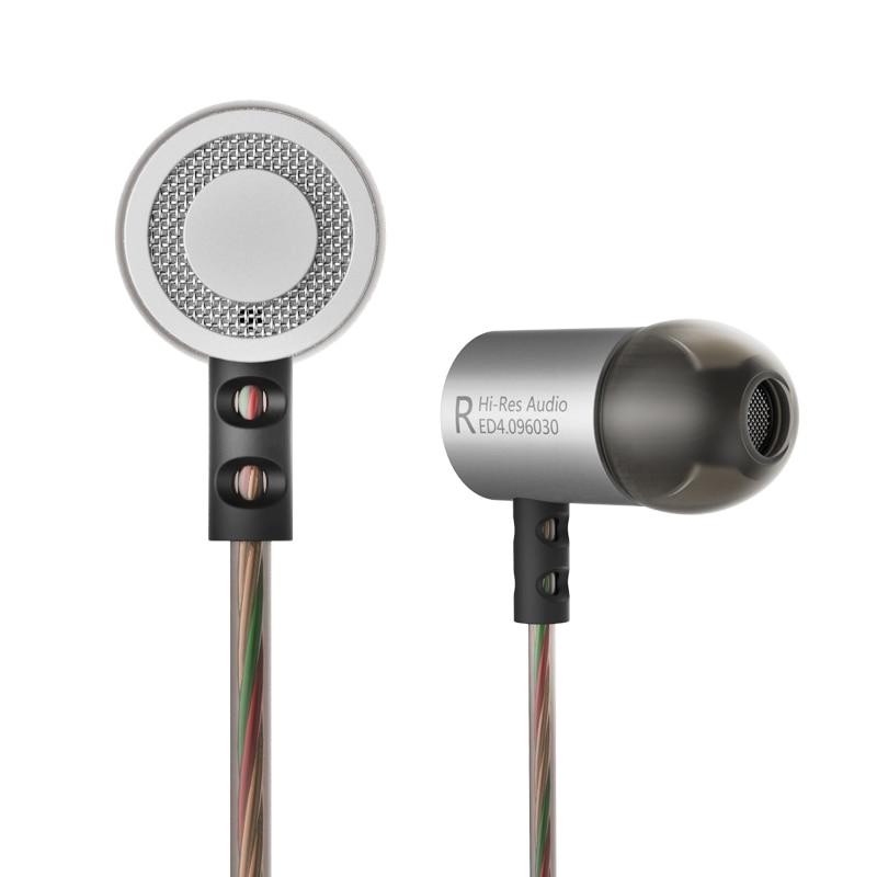 Original KZ ED4 Estéreo Bajo HiFi Smartphone Auricular Sluchawki - Audio y video portátil - foto 2