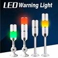 Macchina di Luce Led Indicatore di Colore 3 Luce 24V 220V Spia Officina Macchina Segnale Buzzer Alarm Attenzione Suono la luce di Allarme