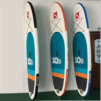 srfda NEW 321*81*12 CM SUPER VOYAGE gonflable 10.6feet stand paddle board 10.6inflatable surfboard Top quality