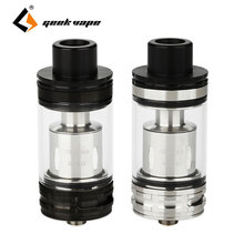 Original Geekvape Illusion Sub Ohm Tank 4.5ml Illusion Atomizer Anti-leaking Design Vaping Vapor Smooth & Tasteful Flavor E Cig